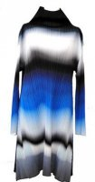 ISSEY MIYAKE Pleats Please Aurora Series Dress sz3