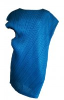 ISSEY MIYAKE Pleats Please Unbalanced Dress sz3