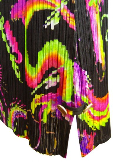 ISSEY MIYAKE Oriental Pants sz 3 - Click Image to Close