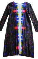 ISSEY MIYAKE Pleats Please Migration Series Dress / JH733 sz3