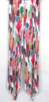 ISSEY MIYAKE Pleats Please Digital Flower Pants sz3