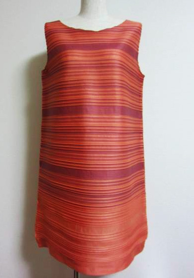 SALE 2014 Latest Series ISSEY MIYAKE Pleats Please Colorful Bounce Series sz3 : NEW WITH TAGS