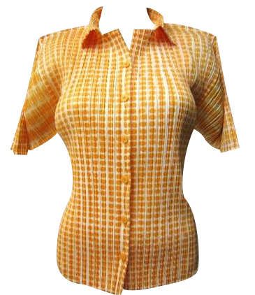 Yellow Check JACLET & TOP SZ3/3